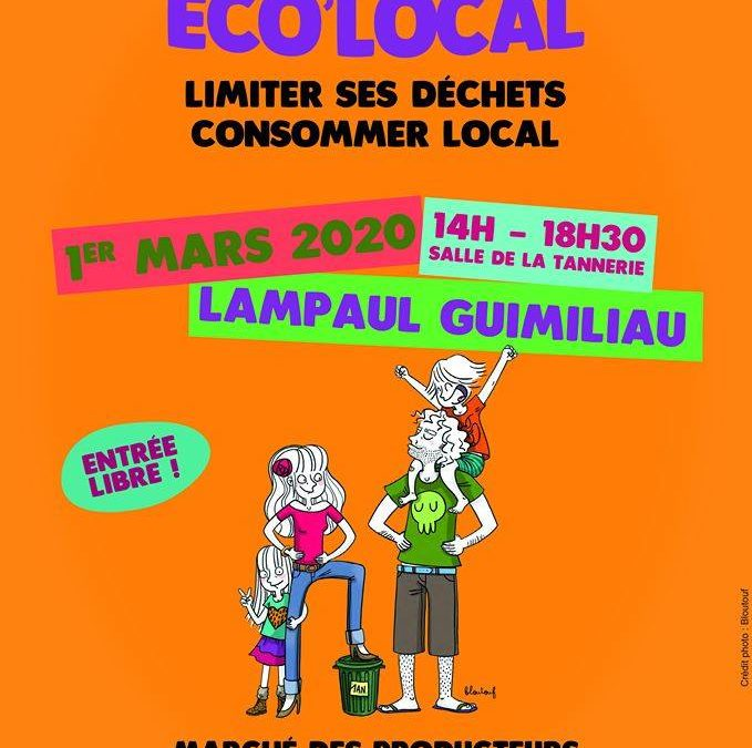 Forum ECO'LOCAL Lampaul-Guimiliau (29)